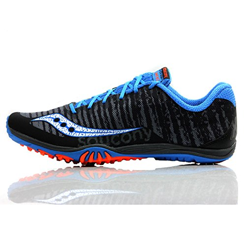 Saucony Country Uk Black Spike carolina 8 Uomo Running Xc Kilkenny carolina Cross Black qqxwaBZA
