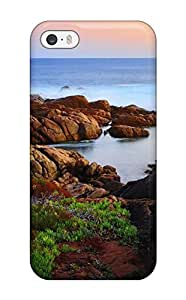 New Premium Canal Rocks Skin Excellent Fitted For Case Iphone 4/4S Cover