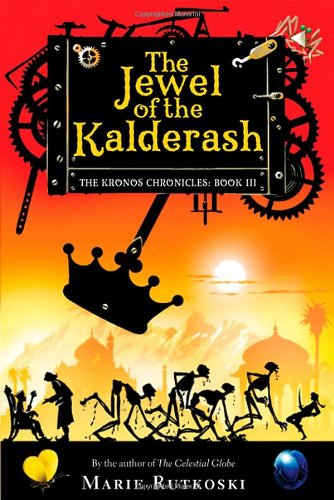 The Jewel of the Kalderash: The Kronos Chronicles: Book III pdf epub