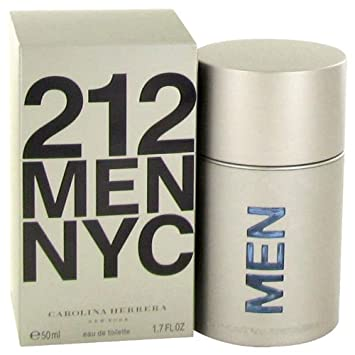 Carolina Herrera 212 NYC Eau De Toilette Spray – 50ml 1.7oz