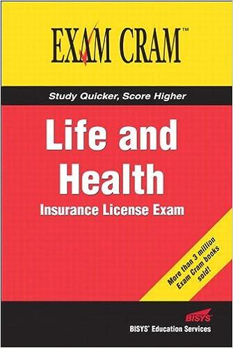 Amazon com: Life and Health Insurance License Exam Cram