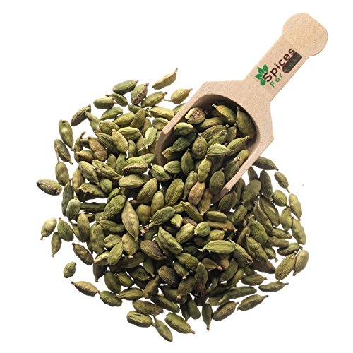 Cardamom, Whole Green Pods (4 oz) by Spices For Less (Image #1)