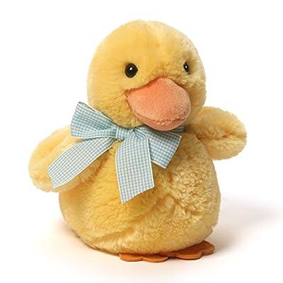 "Gund Huey Duckie Plush, 7.5"""