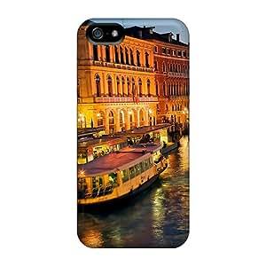 Iphone Case - Tpu Case Protective For Iphone 5/5s- Venetia 3