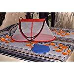 AmazingHind Foldable Baby Mosquito Net. Portable Natural Infant Mosquito Repellent. Organic Travel Tent House for…