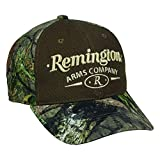 Remington Arms Company Mossy Oak Break Up Country Brown and Tan Camo Cap Hat 158, One Size Fits Most