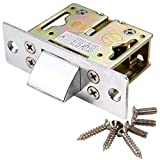 UHPPOTE Mechanical Lock 2204lb Holding Force Compatiable with Electric Strike Gate Latch