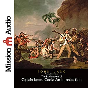 The Explorations of Captain James Cook Hörbuch