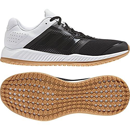adidas ZG M - Zapatillas de deporte para Hombre, Negro - (NEGBAS/NEGBAS/FTWBLA) 45 1/3