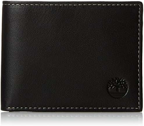 Timberland Men's Blix Slimfold Wallet