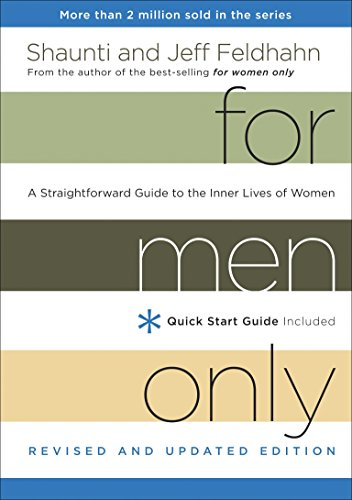 For Men Only, Revised and Updated Edition: A Straightforward Guide to the Inner Lives of Women by WaterBrook Press