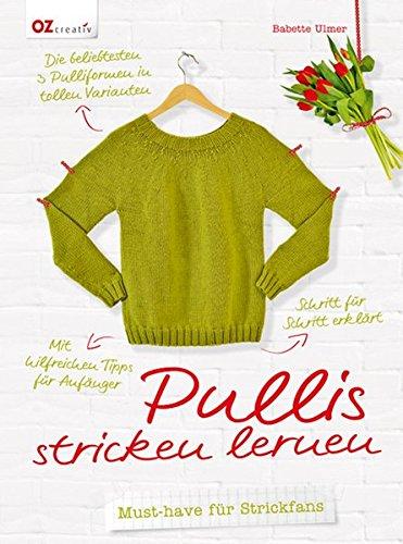 Pullis stricken lernen: Must-have für Strickfans