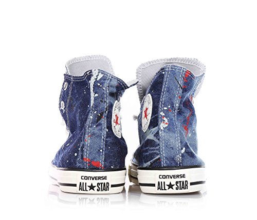 Zapatillas Star Taylor Chuck All Unisex Converse Niños Denim fTgwqPq