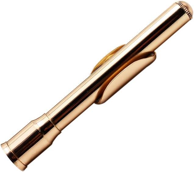 Leoie Piccolo Half-size Flute Cupronickel Silver Plated C Key Tone with Polish Cloth Stick Case Screwdriver Silver