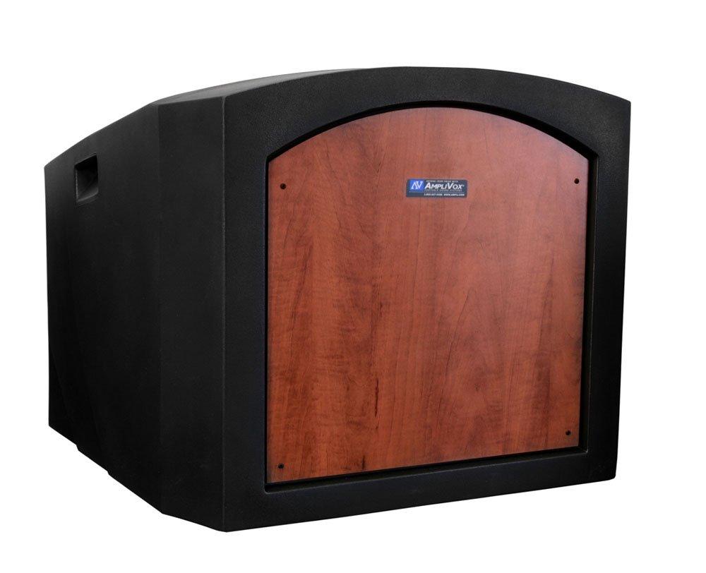 Amazon.com: AmpliVox sn3240-sc Pinnacle mesa Atril no sonido ...