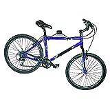 MVPower Bike Horizontal Wall Storage Rack Folding Bicycle Wall-mount Storage Shelf (1)
