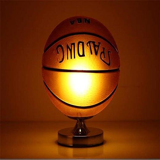 Xiao Yun ☞ ® Lámparas de Escritorio de Baloncesto Lámpara ...