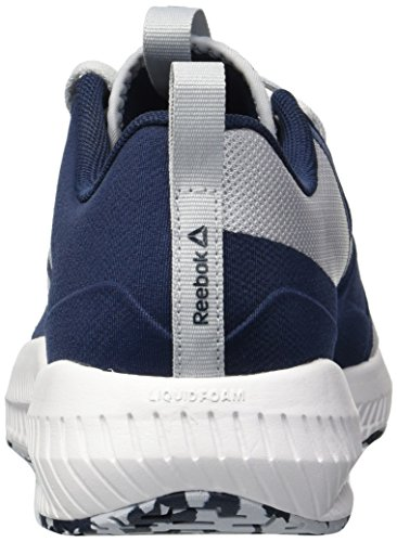 Hydrorush Collegiate Navy Sneaker TR Men Porcelain Cloud White Reebok Grey wxvgq65Tvn