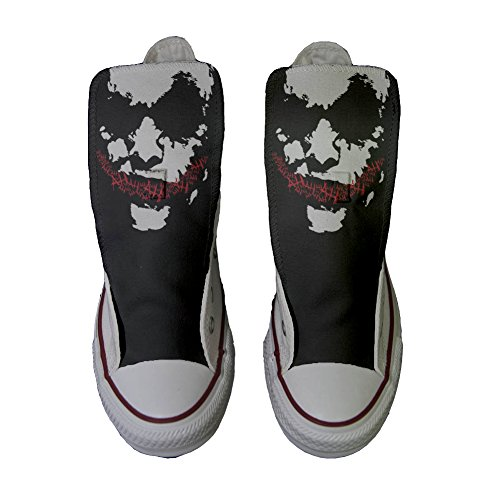 produit Art Converse Face Coutume Customized Adulte Artisanal Chaussures wB7qIx7f