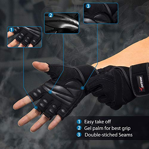Buy workout gloves weight lifting