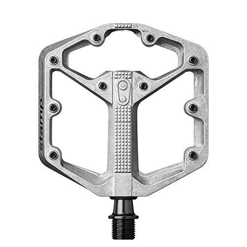 Crank Brothers Stamp 2 Bike Pedals (Raw, ()