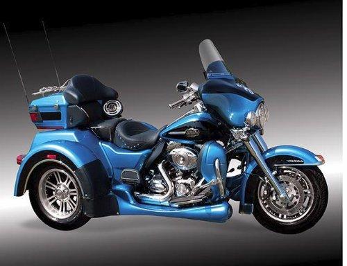Harley Trike Kits - 8