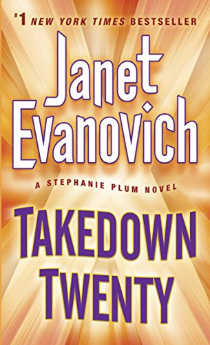Book cover from Takedown Twenty (Stephanie Plum) by Janet Evanovich