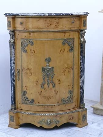 Louisxv Barock Rokoko Eck Kommode Antik Stilstil Moal0285 Antik