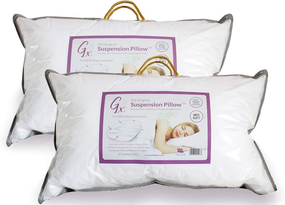 Gx Suspension Pillows Family Pack (5 x