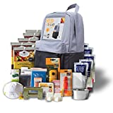Wise Food Solar Powered Five Day Emergency Survival Kit