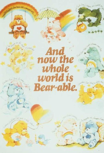 Care Bears POSTER (11