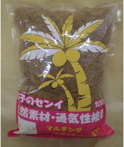 共和開発 椰子のセンイ 茶100g