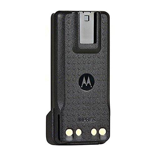 Motorola Solutions NNTN8560A Battery Impress Liion by Motorola Solutions