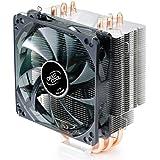 DEEPCOOL GAMMAXX 400 CPU Cooler Heatsink w/ 120mm PWM Fan w/ Blue LED