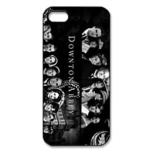 Custombox Downton Abbey Iphone 5 Case Plastic Hard Phone Case for Iphone 5-IPhone 5-DF00956