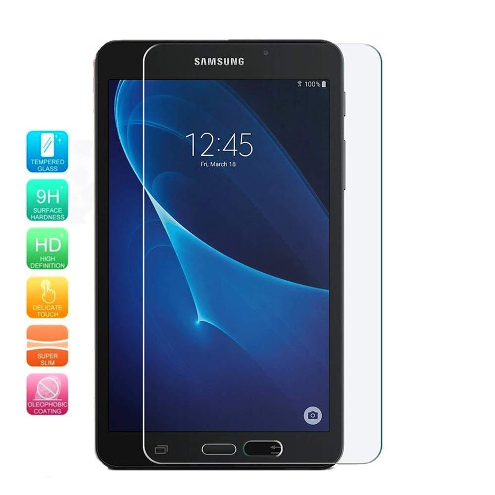 2 vidrios templados para Galaxy Tab A 7.0 SM-T280 T285