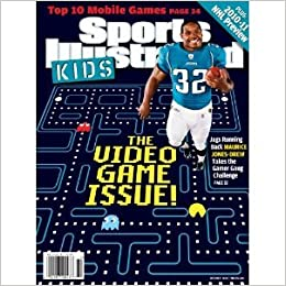 619985b0 Sports Illustrated Kids October 2010 Video Game Issue NHL Preview ...