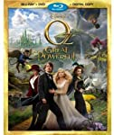 Cover Image for 'Oz the Great and Powerful (Blu-ray / DVD + Digital Copy)'