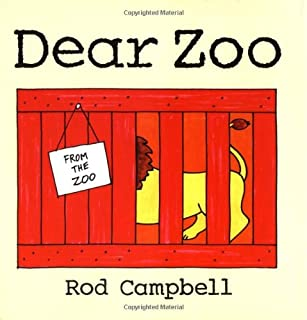 Book Cover: Dear Zoo