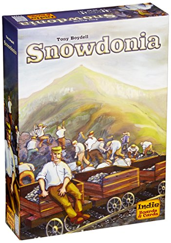 Indie Boards & Cards Snowdonia (2nd Edition)