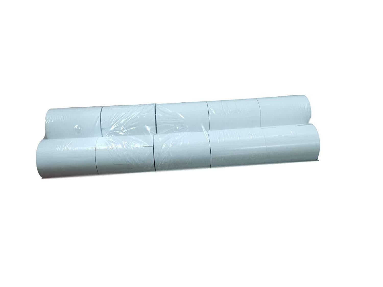 50 Bobines de caisse 80 x 60 X 12 mm Papier thermique pour Caisses Enregistreuse rouleau de papier Thermique ECONOMIQUE pour ticket re/çu de caisse et imprimante thermique univers graphique UGR07