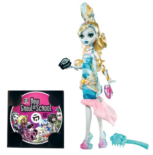 Amazoncom Monster High Dawn Of The Dance Lagoona Blue Doll Toys
