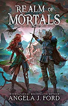 Realm Mortals Adventure Mythical Nameless ebook