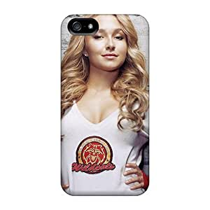 Defender Case With Nice Appearance (hayden Panettiere 19) For Iphone 5/5s