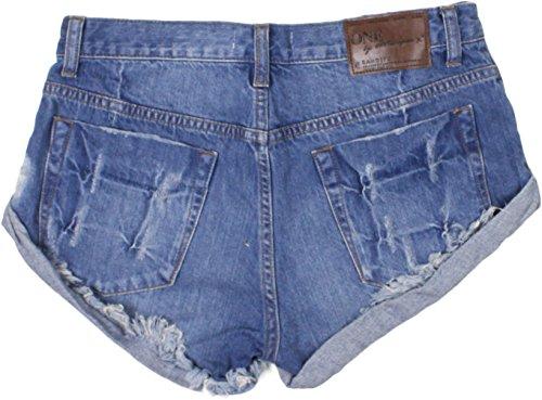 One Teaspoon Women's New Pacifica Bandit Shorts (28)