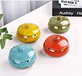 Lependor Ceramic Ashtray with