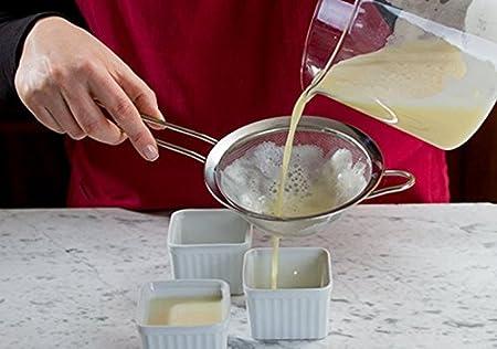 ... rendimiento diseñado para la durabilidad y fácil de limpiar. En el filtro de la Alimentación, quinua Colador, Espagueti colador, Tamiz de la harina ...