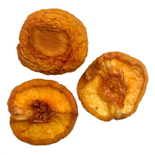 Dried Peaches, CA Extra Fancy 32 oz by OliveNation by OLIVENATION