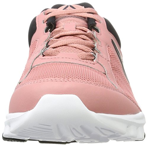 Reebok Damen Yourflex Trainette 9.0 MT Hallenschuhe Pink (Sandy Rose/black/white)