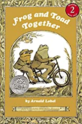 Frog and Toad Together (Frog and Toad I Can Read Stories Book 2)